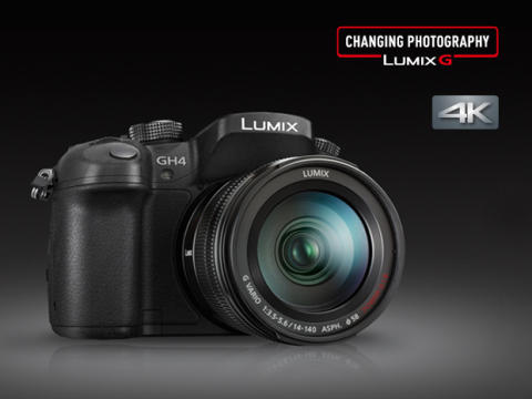 The Panasonic LUMIX GH4: Changing the boundaries of professional photography and 4K videography