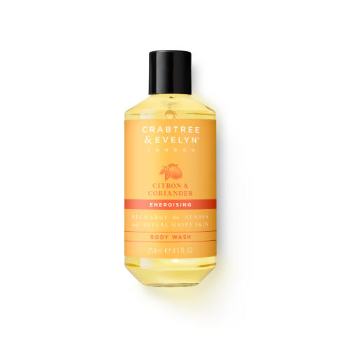Citron & Coriander  Body Wash