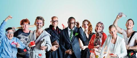 Kulturkortet i Helsingborg firar tio år