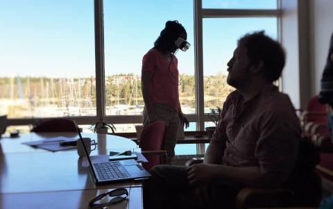 Satsning på virtual reality mot fobier