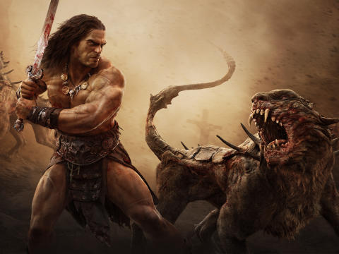Conan the Barbarian, Solomon Kane, Mutant Chronicles, and others join Funcom's games portfolio, studio secures 10m USD investment