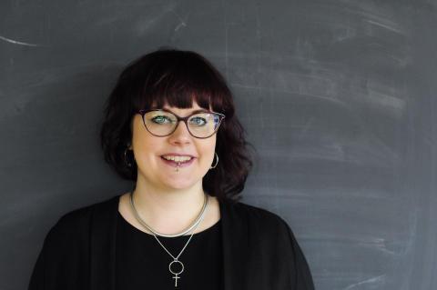 Sofia Lundmark, lärare