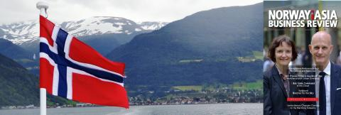 Survey regarding Norway-Asia Business Review