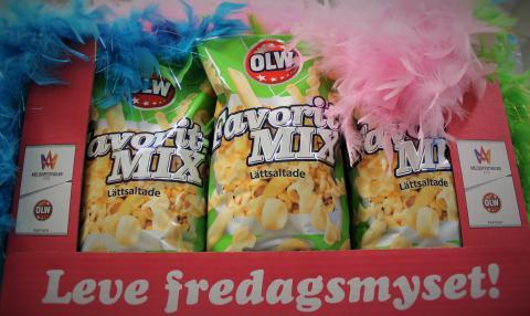 Häng med OLW under årets Melodifestivalturné