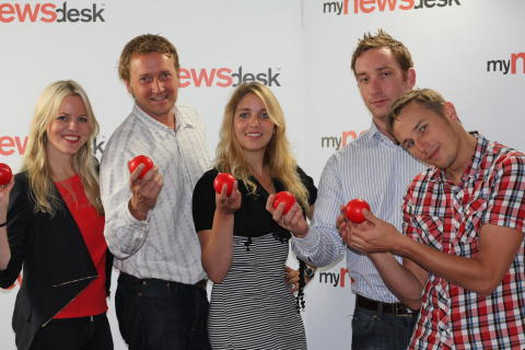 Mynewsdesk UK - Team