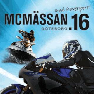 Kawasaki laddar för fullspäckad MC-mässa i Göteborg