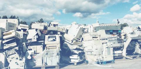 Lägre avgift på producentansvar för miljömärkt elektronik