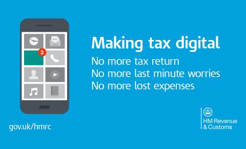 Digital tax revolution moves a step closer