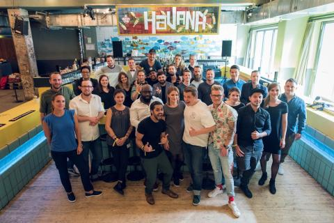 Academia del Ron: die Crew 2017