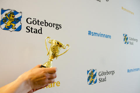 Göteborgs svenska mästare samlas för hyllningsfest