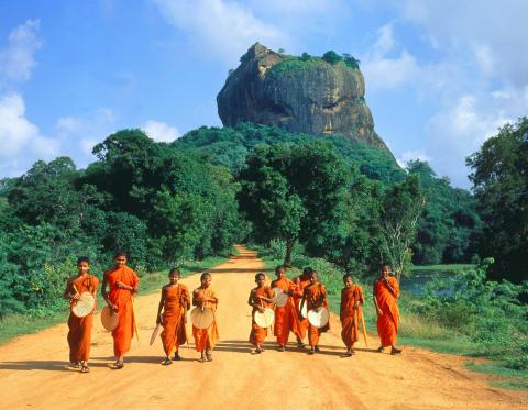 De bästa upplevelserna i Sri Lanka