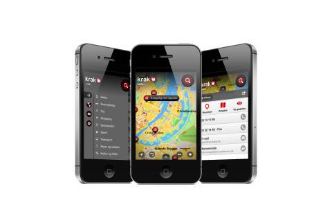 Krak sætter nye standarder for søgning på mobilen