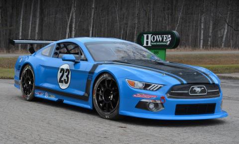 Ford Mustang GT i V8 Thunder Cars