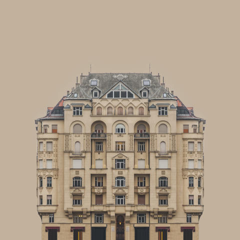 Zsolt Hlinka, Urban Symmetry No2.