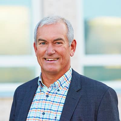 Göran Leander, chef Affärsutveckling och kommunikation