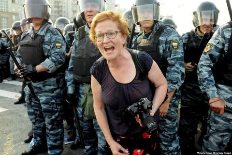 Hat och hot i Putins Ryssland. Hur kan det bemötas?