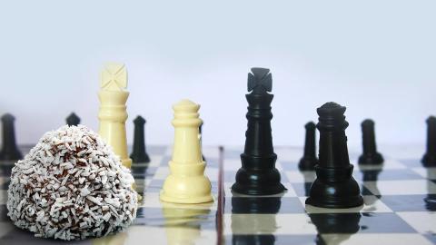 Succé för vår schackkurs för Delicatobollar! Nu gör vi den tillgänglig för alla.