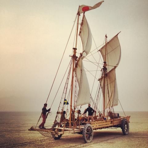 Wind Wagon-projektet