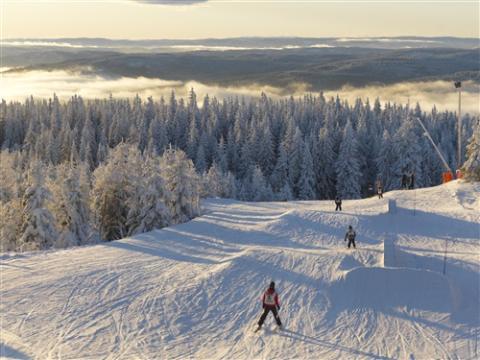 Vinterns nyheter: Oslos egen vinterpark bygger ut med sexstolslift