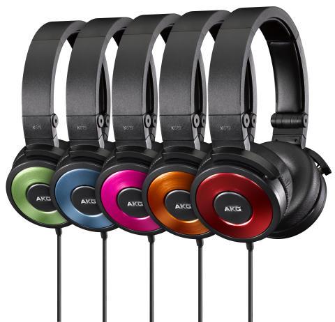 Tre nya hörlurar från AKG med fantastisk design och högkvalitativt ljud