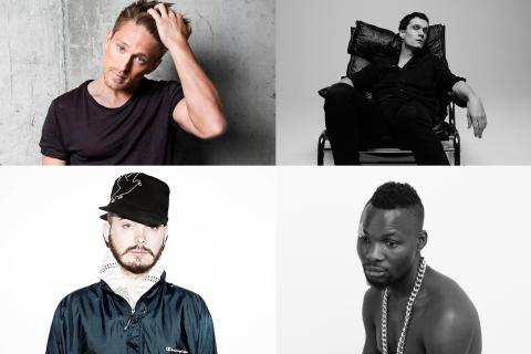 Sony Music presenterar stolt: nio Grammisnomineringar