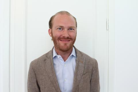 Mikael Rosenberg, vd, Trygghem