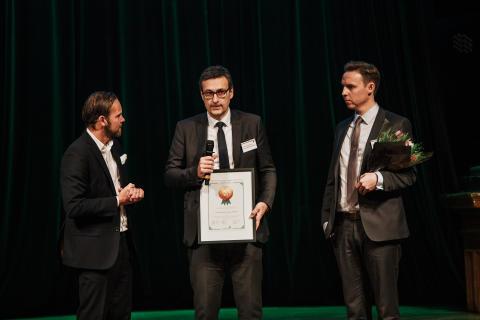 Årets Räntefond 2017 – Case Kapitalförvaltning  AB - Safe Play