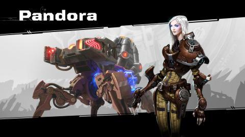 Dropzone - Pandora Summoner Artwork