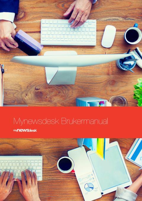 Brukermanual Mynewsdesk (Norsk) oppdatert 20.10.2016