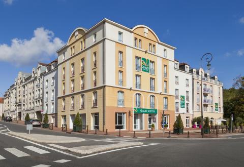 Choice Hotels Europe™ poursuit son développement en Ile-de-France avec l'ouverture d'un nouveau Quality Suites Maisons-Laffitte Paris Ouest