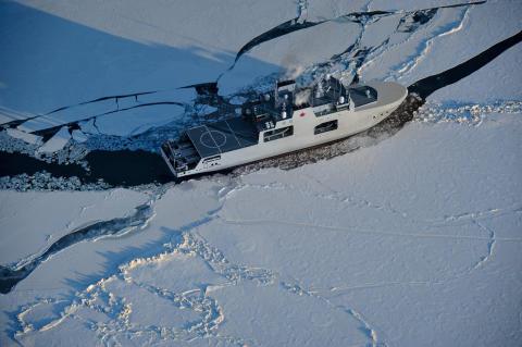 Hi-res image - Kongsberg Maritime - AOPS
