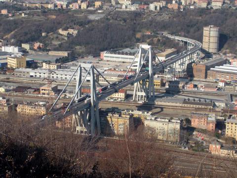 RINA projektleder ny bro i Genua