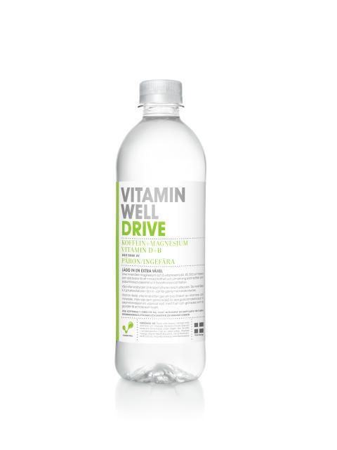 Vitamin Well Drive gör dig redo för hösten
