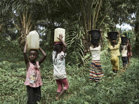 11% av världens befolkning har inte tillgång till rent vatten