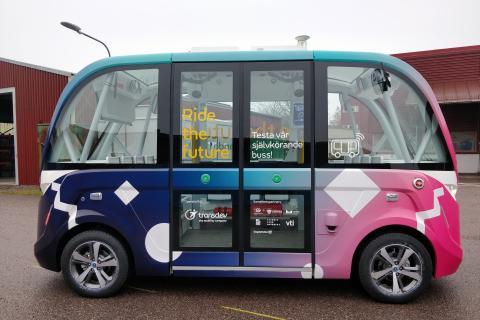 Självkörande minibuss_Linköping2