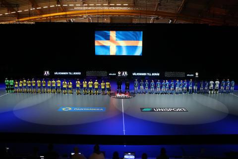 Finnkampen och flera andra stora innebandyevenemang till Umeå