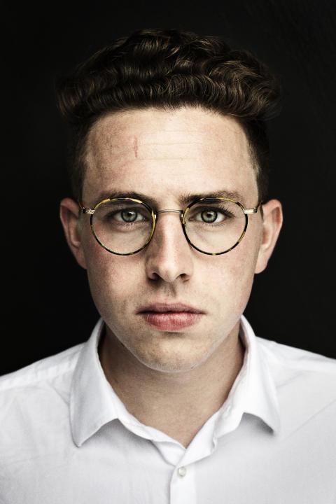 Magnus Larsson. Foto: Mathias Løvgreen Bojesen.