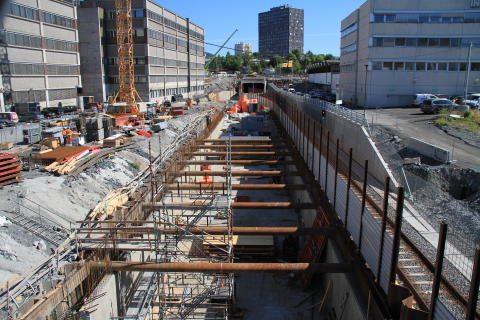 Sporveien har fått byggherreansvaret for den nye sentrumstunnelen for T-banen