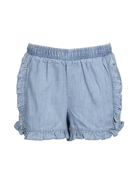 RILEY RUFFLE SHORTS