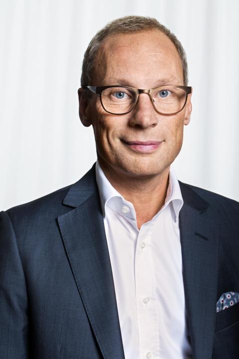 Staffan Hansén  vd SPP