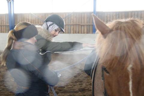 Ny rapport om ridsport och integration