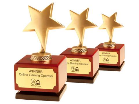 Hat-trick för Cherry vid årets International Gaming Awards