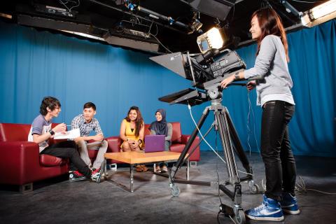 School of Media & Communications - Media Hub