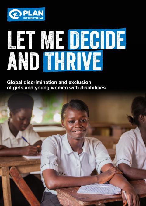 Rapport: Flickor med funktionsnedsättningar nekas sexuella och reproduktiva rättigheter