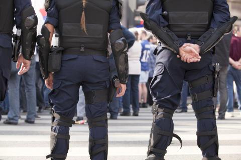 Politiets tilstedeværelse