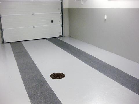 Garagemålning