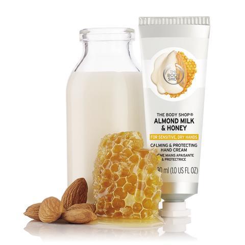 Almond Milk & Honey Hand Cream_kr79,-