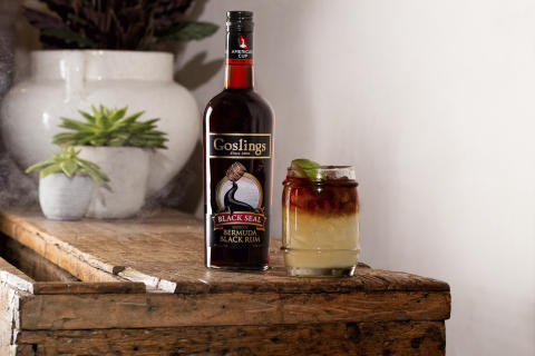 Goslings Rum Master Class with Emily Gosling