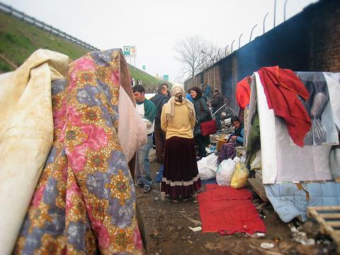 Amnesty på MR-dagarna - kom och sätt dig på vår toalett!