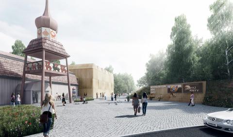 WSP blir generalkonsult för Nationalmuseum Norr
